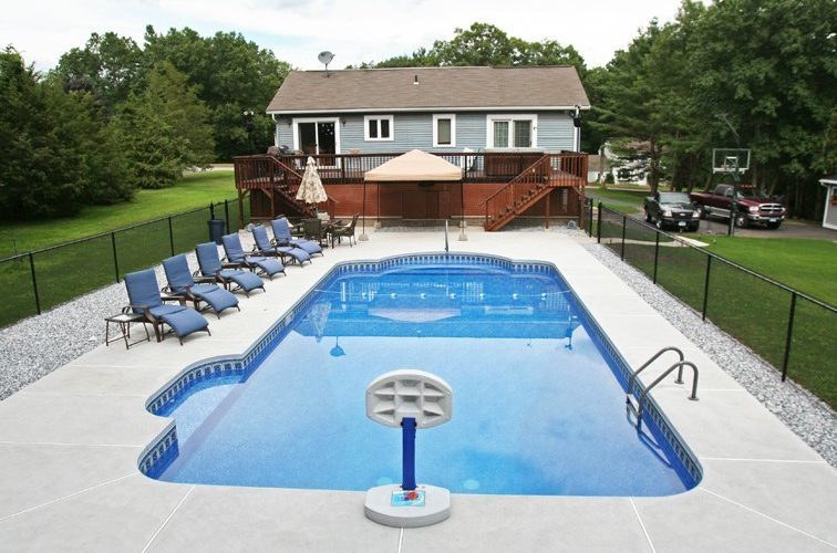 3A Patrician Inground Pool - North Windham, CT