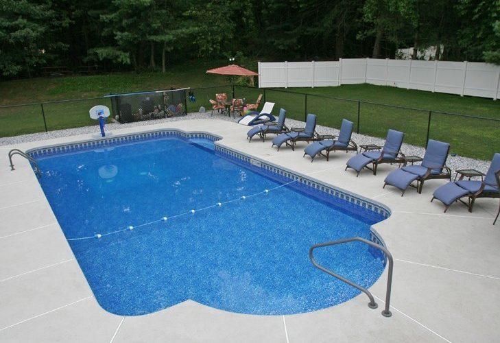 3C Patrician Inground Pool - North Windham, CT
