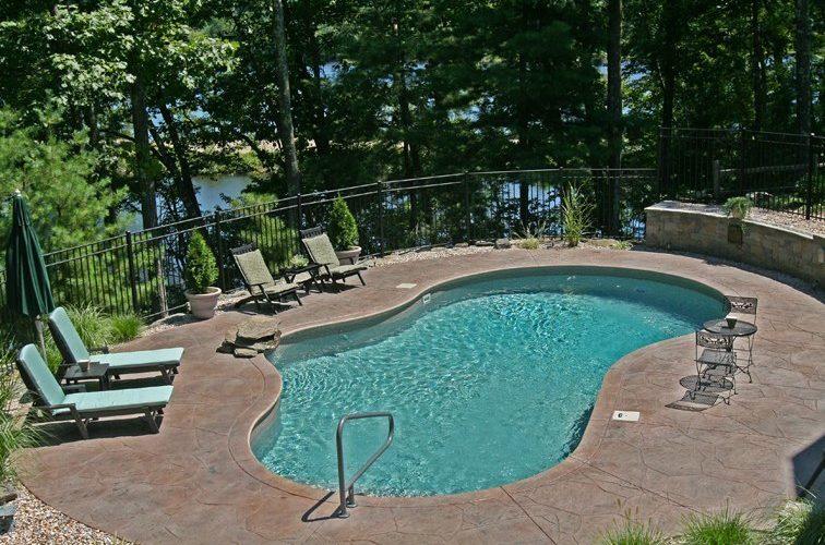 42D Mountain Pond Inground Pool - Tolland, CT
