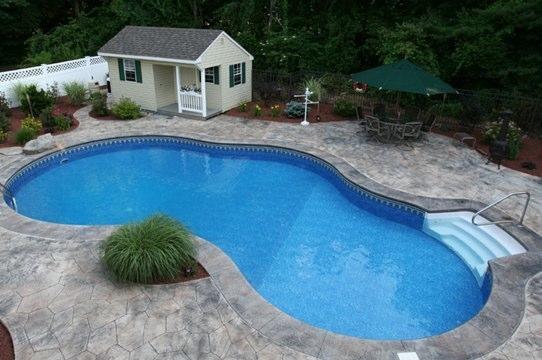43A Mountain Pond Inground Pool - Tolland, CT