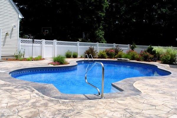 43D Mountain Pond Inground Pool - Tolland, CT