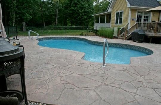 45A Mountain Pond Inground Pool - Plainville, CT