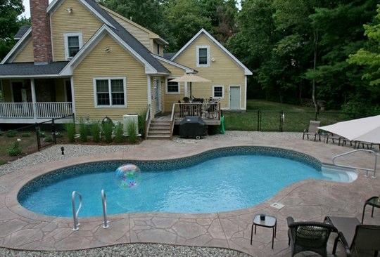 45B Mountain Pond Inground Pool - Plainville, CT