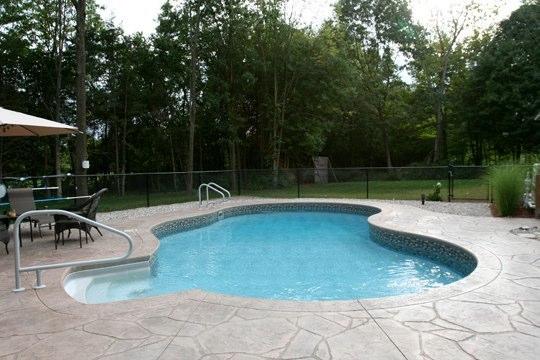 45C Mountain Pond Inground Pool - Plainville, CT