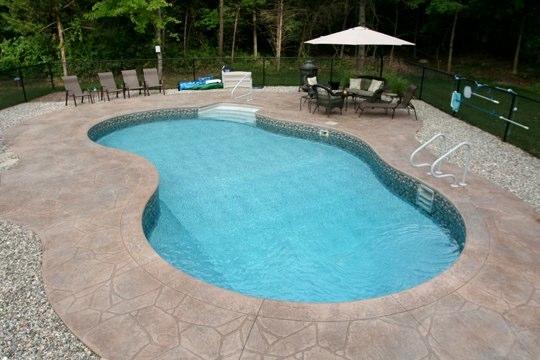 45D Mountain Pond Inground Pool - Plainville, CT