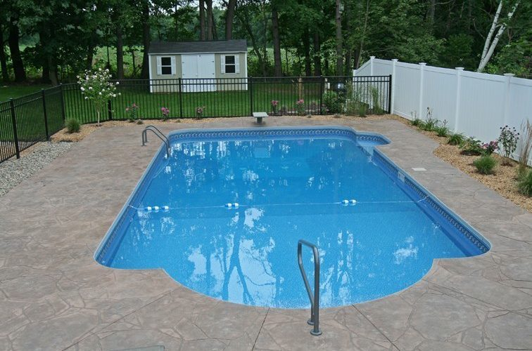 4A Patrician Inground Pool - Enfield, CT