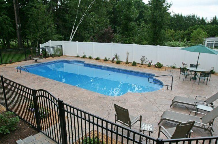 4B Patrician Inground Pool - Enfield, CT