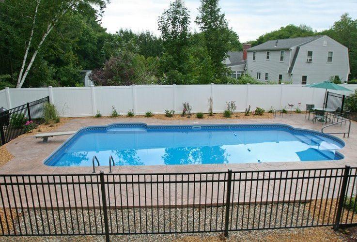 4C Patrician Inground Pool - Enfield, CT