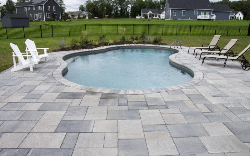 5A Mountain Pond Inground Pool - Somers, CT
