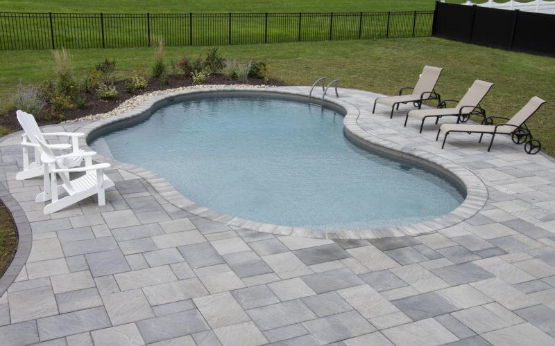 5B Mountain Pond Inground Pool - Somers, CT
