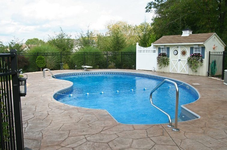 5C Kidney Inground Pool - Broad Brook, CT