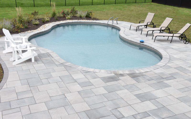 5C Mountain Pond Inground Pool - Somers, CT