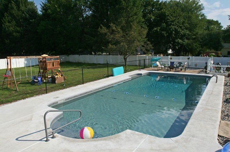 5C Patrician Inground Pool - Enfield, CT