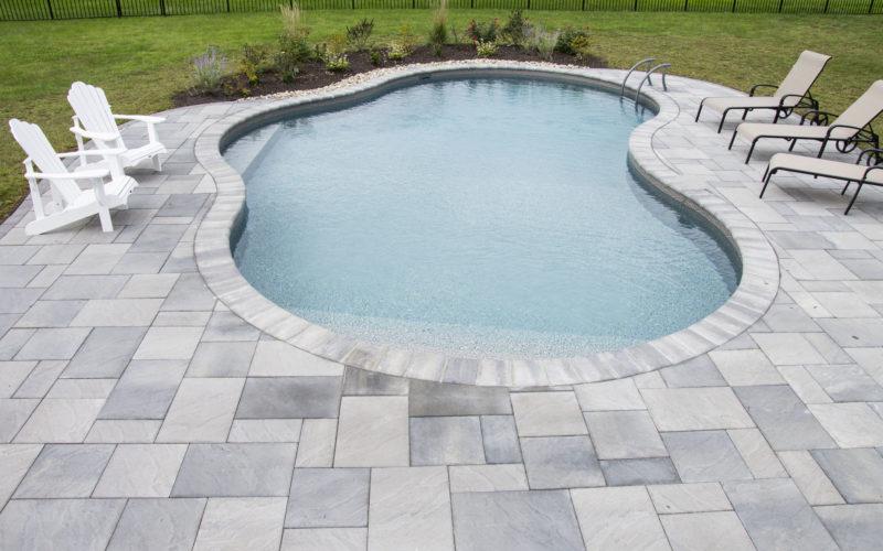 5D Mountain Pond Inground Pool - Somers, CT
