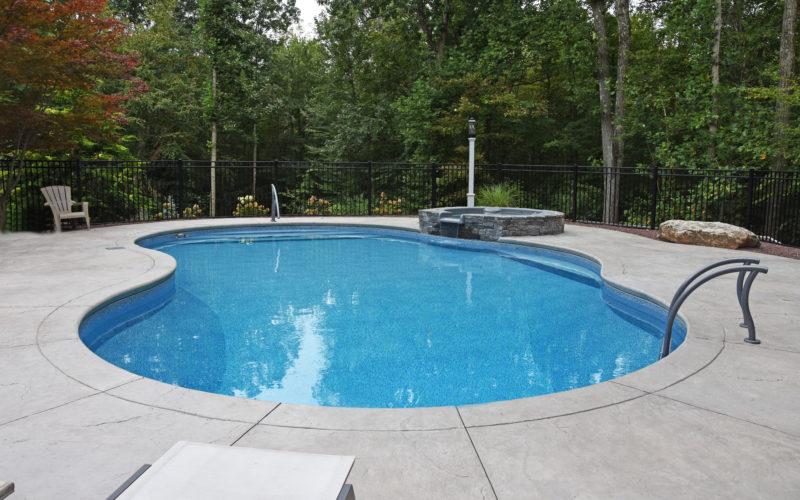 6A Mountian Pond Inground Pool - Farmington, CT