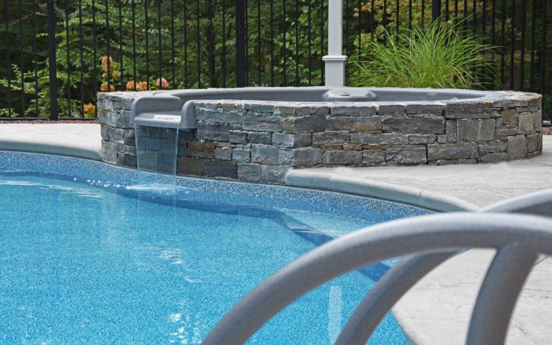 6D Mountian Pond Inground Pool - Farmington, CT