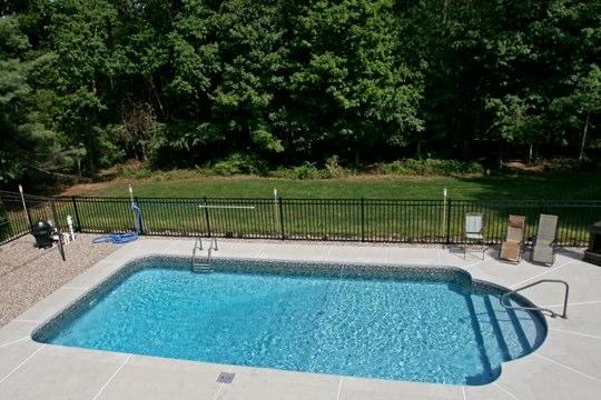 6D Patrician Inground Pool - East Hartford, CT