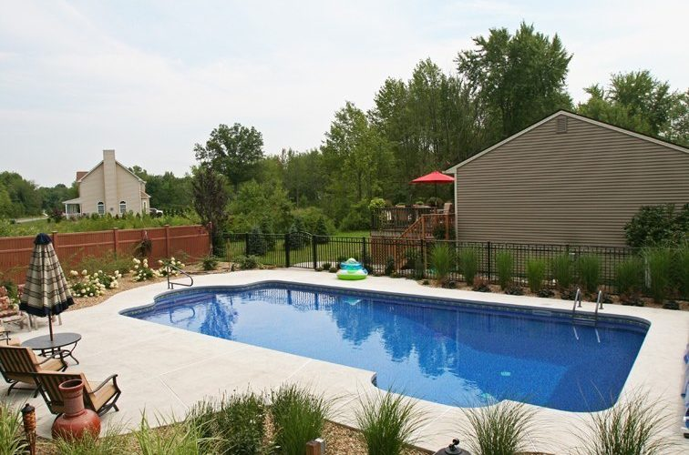 7C Patrician Inground Pool - Suffield, CT