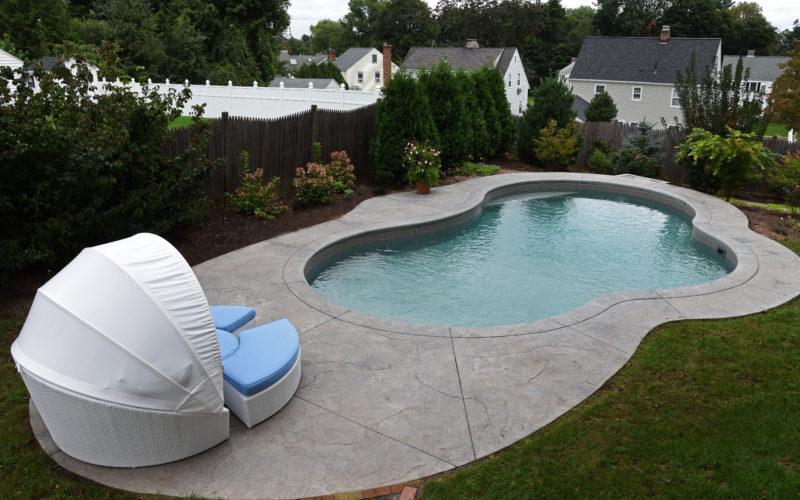 8A Mountain Pond Inground Pool - West Hartford, CT