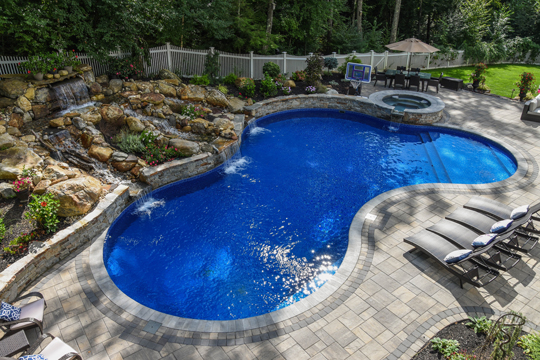 Gallery Inground Swimming Pools Julianos Pools