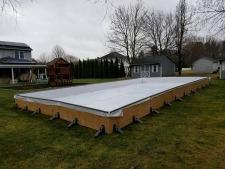 Backyard Ice Rinks Skating Rinks Juliano S Pools